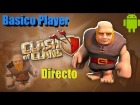Video: Clash of Clans Gameplay Español   Free to play   Let's play Clash of Clans   DIRECTO #1154
