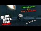 Video: GTA V ONLINE [CUANDO ENCUENTRAS A ALGUIEN SIN MUNICIÓN]