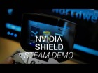 Video: NVIDIA Shield Hands-On: Streaming Steam Games
