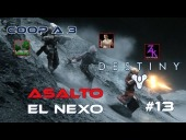Video Destiny - Destiny - Walkthrough #13 - Asalto - El Nexo - Coop - Dif�cil - Espa�ol- Gu�a 100%
