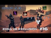 Video Destiny - Destiny - Walkthrough #16 - Marte - Zona de Exclusi�n - Coop - Dif�cil - Espa�ol - Gu�a 100%