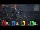 V�deo: Dark Souls 3 - Rushing Boss Rush Like A (OP) Boss