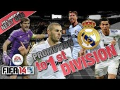 Video FIFA 14 - FIFA 14 | Promotion to 1st Division - [PS4 - NextGen] PlayStation 4