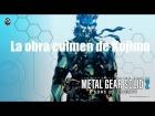 Video: Metal Gear solid 2 la obra  culmen de Kojima