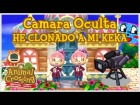 Video: HE CLONADO A MI KEKA | CAMARA OCULTA CROSSINGUERA | ACNL WELCOME AMIIBO