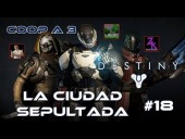 Video Destiny - Destiny - Walkthrough #18 - Marte - La Ciudad Sepultada - Coop - Dif�cil - Espa�ol - Gu�a 100%