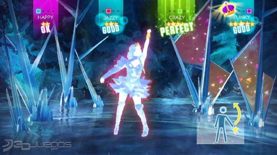 Imagenes Just Dance 2014 XBOX 360