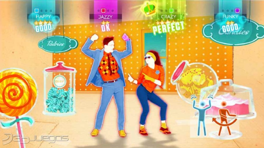 Imagenes Just Dance 2014 XBOX 360