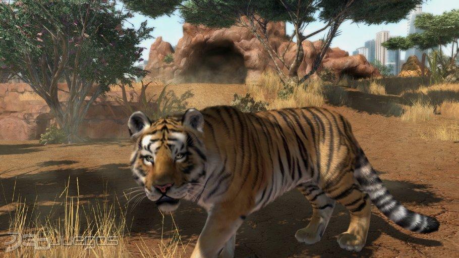 Zoo Tycoon XBOX 360 ESPAÑOL (Region FREE) (XGD3) (STRANGE) 6