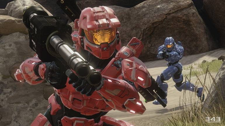 Halo: The Master Chief Collection sacará partido a Xbox One X