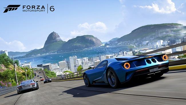 La serie Forza supera los siete millones de jugadores en Xbox One