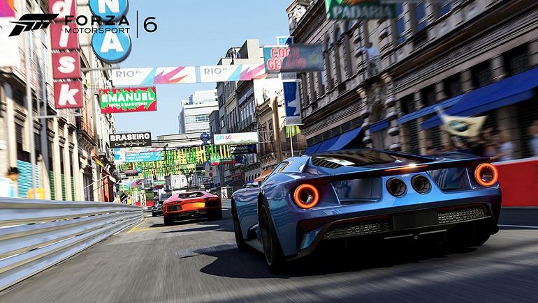 Forza 6 gratis durante el fin de semana para los usuarios de Xbox Live Gold