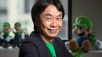 ¿Qué hace Miyamoto en Universal Studios?
