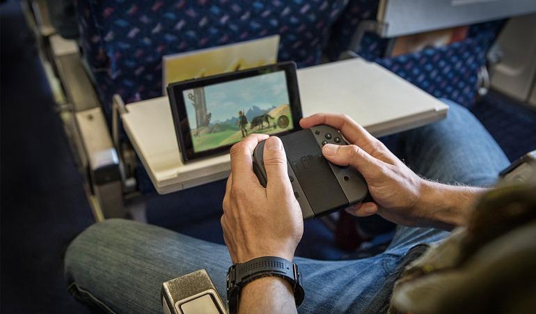 Nintendo Switch conserva tu partida en caso de quedarse sin batería