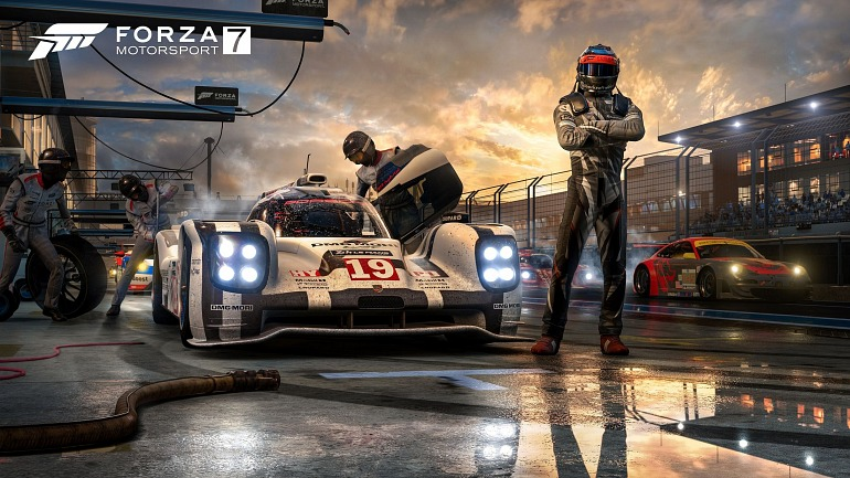 Forza Motorsport busca a su mejor jugador en España