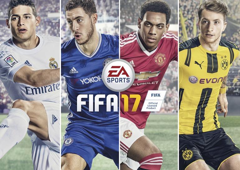 FIFA 17 y Pokémon Sol dominaron las ventas españolas en 2016