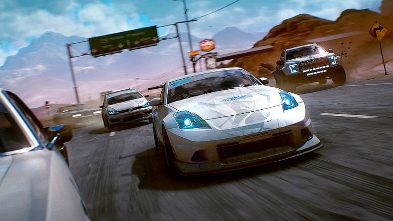Need for Speed Payback revisa su sistema de progresión