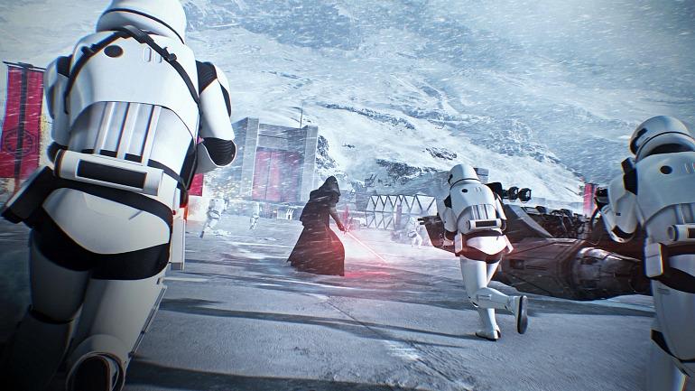 Ya sabemos qué veremos de Star Wars Battlefront 2 en el E3 2017