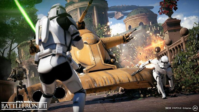 """Battlefront 2: """"La meta era hacer un juego que pareciese más Star Wars"""""""
