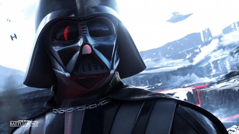 Darth Vader se suma a la lucha de Star Wars: Battlefront 2