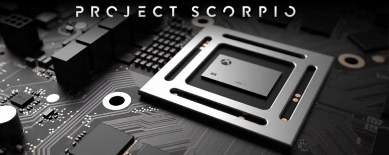 """Microsoft sobre Scorpio: """"Tratamos de poner en manos de los jugadores el poder de elegir cuándo actualizar"""""""