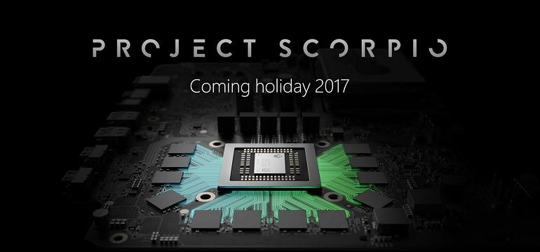 La potencia de Scorpio ha sorprendido incluso a Microsoft