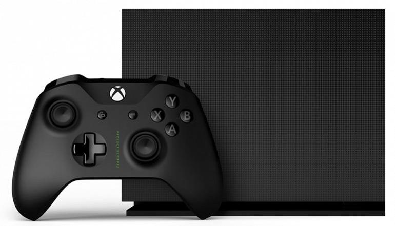 Imagen de Xbox One X