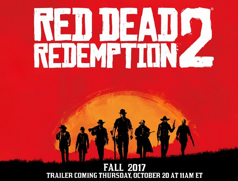 Red Dead Redemption 2 aparecerá en 2017 para XOne y PS4