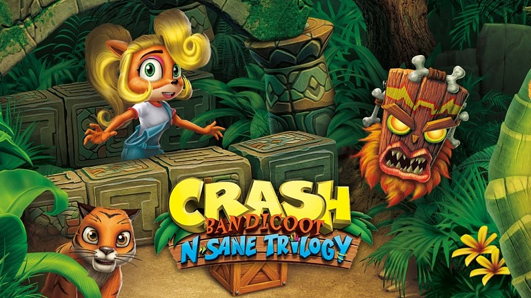 Coco estará en Crash Bandicoot N. Sane Trilogy como personaje jugable