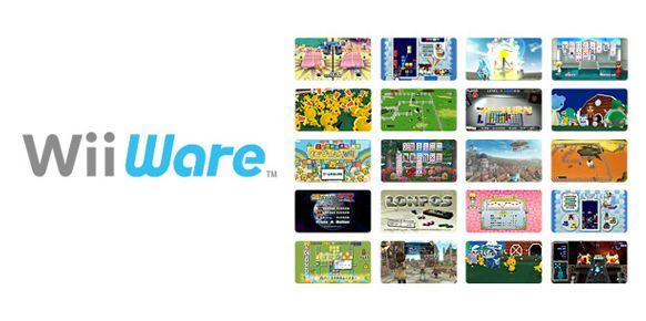 Abundantes videojuegos desaparecen de WiiWare