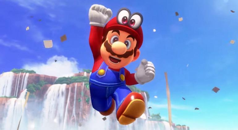 Así de bien juegan ya los fans a Super Mario Odyssey