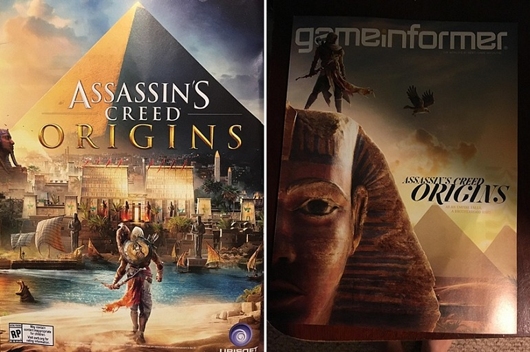 Assassin's Creed Origins filtra fecha, imágenes y detalles jugables