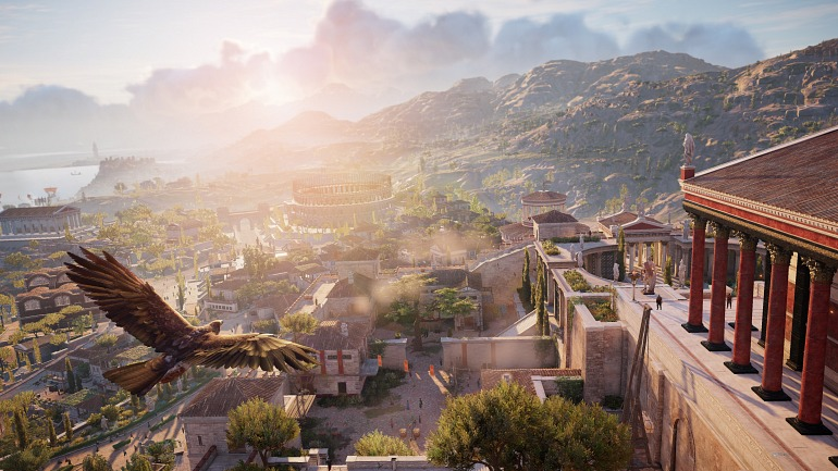 "Assassin's Creed: Origins, en contra de los ""coleccionables flotantes"""