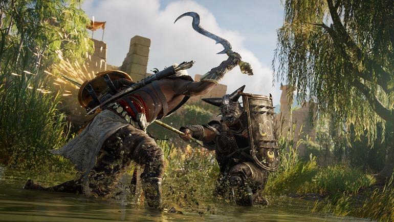 Assassin's Creed: Origins - Acaba con todos los Phylakes
