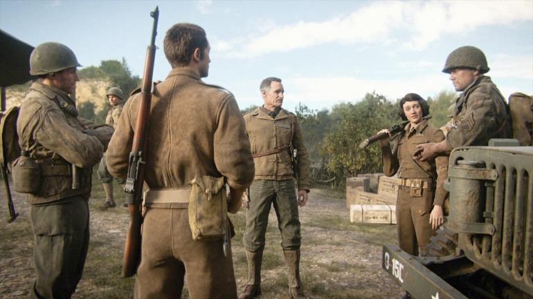Top UK: Call of Duty: WWII lidera las ventas de software en Reino Unido