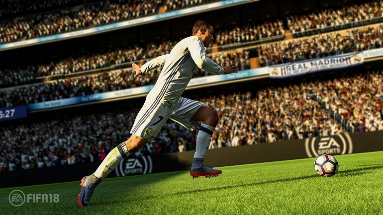 Top UK: FIFA 18 resiste a Forza 7 en las ventas británicas