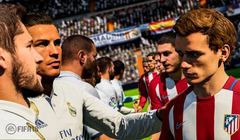 Top España: FIFA 18 se impone a Destiny 2 en septiembre