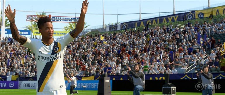 Top España: FIFA 18 es el más vendido de octubre seguido de Super Mario Odyssey