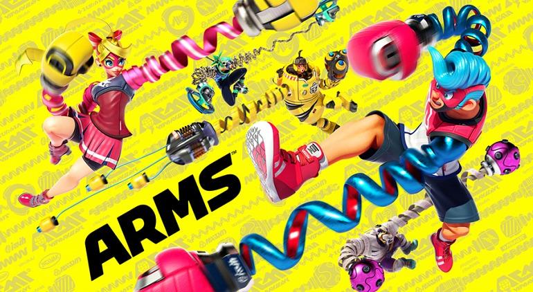 Top Japón: Arms manda en un podio copado por juegos de Switch