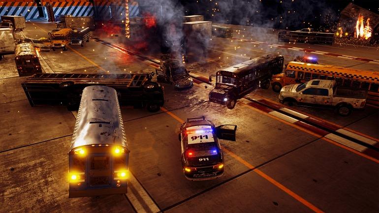 Danger Zone: el modo choque de Burnout se hace videojuego