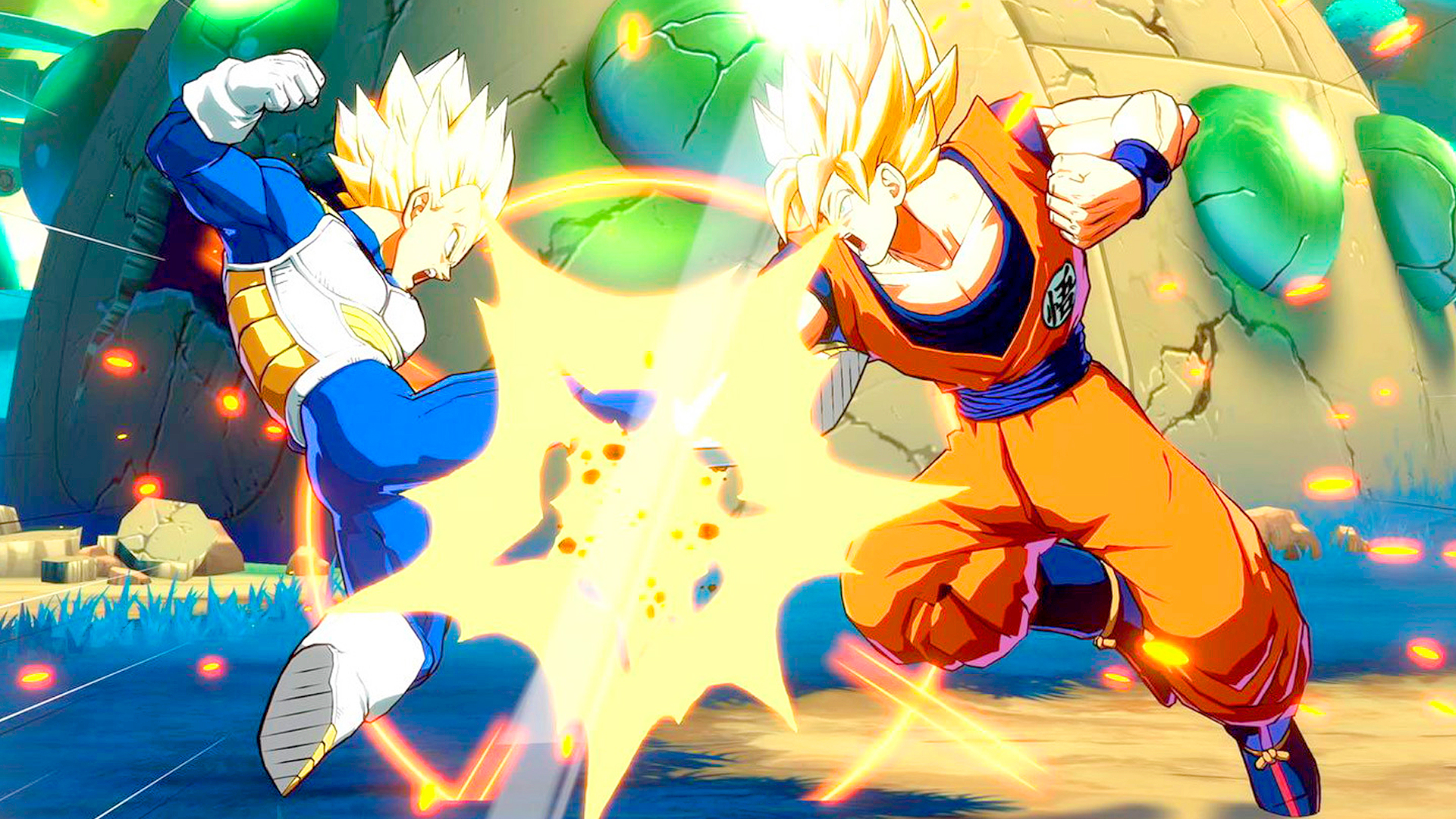Dragon ball fighter z tendr torneo en el evo 2017 for Chambre dragon ball z