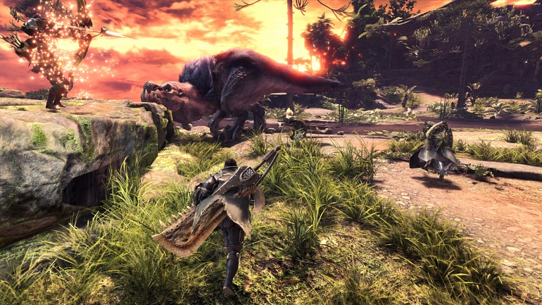Capcom explica cómo Monster Hunter World aborda la occidentalización