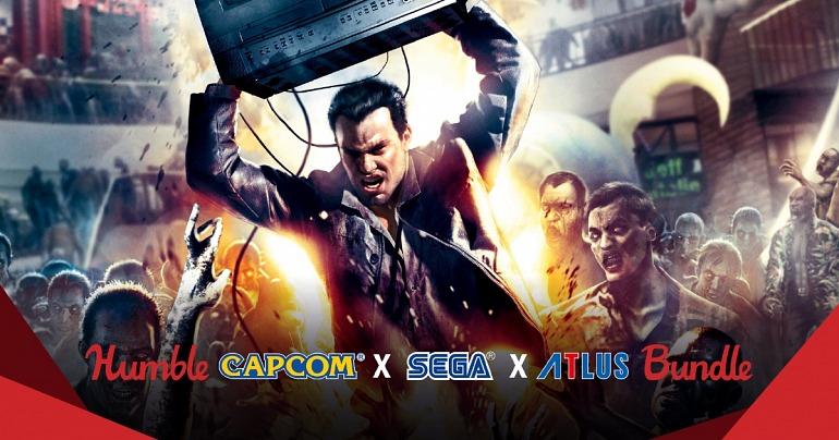 Capcom, Sega y Atlus, ¡juntas en el nuevo Humble Bundle de PC!