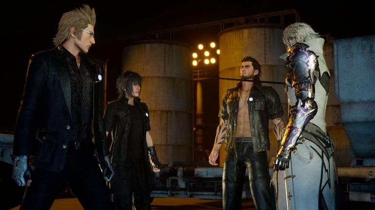 El 60% de los jugadores ya han terminado Final Fantasy XV