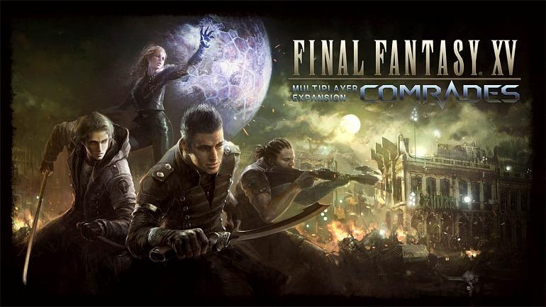 La expansión multijugador de Final Fantasy XV llega el 31 de octubre