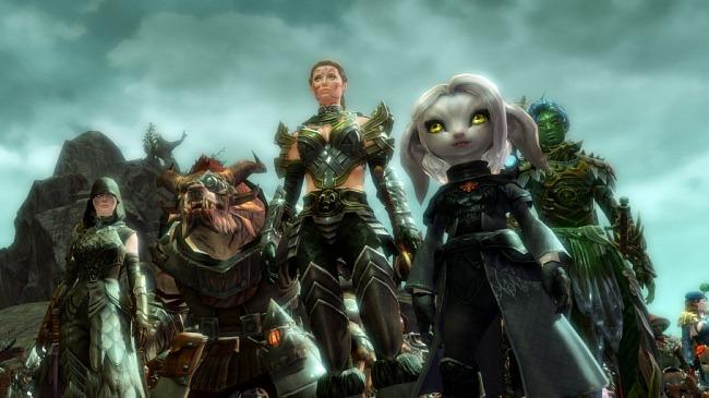 La versión principal de Guild Wars 2 pasa a ser gratuita