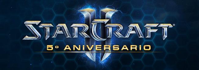 Starcraft 2 cumple cinco años y Blizzard lo celebra con regalos y confeti