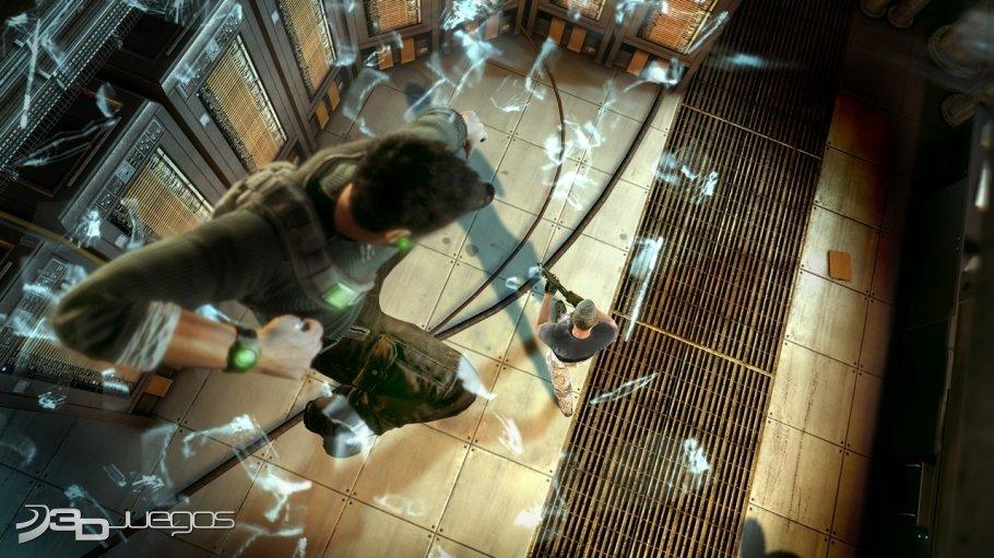 Imagenes Splinter Cell Conviction XBOX 360