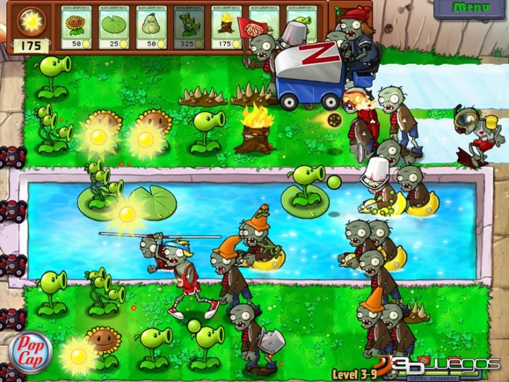 plants vs zombies descargar gratis completo