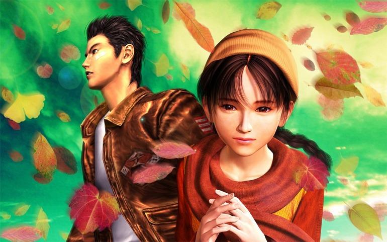 Se filtra el lanzamiento de Bayonetta,Vanquish,Shenmue 1 y 2 para PS4 y Xbox One Shenmue-3827121